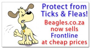 Frontline now on sale at discounted prices - only available at JHB hunts.